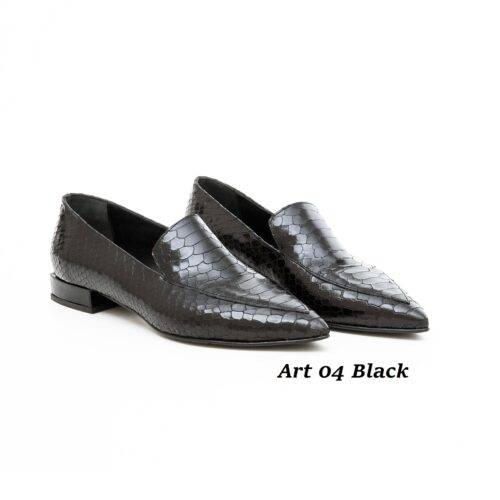 Women Shoes Art 04 Black