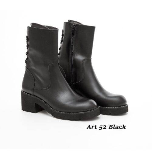 Women Shoes Art 52 Black