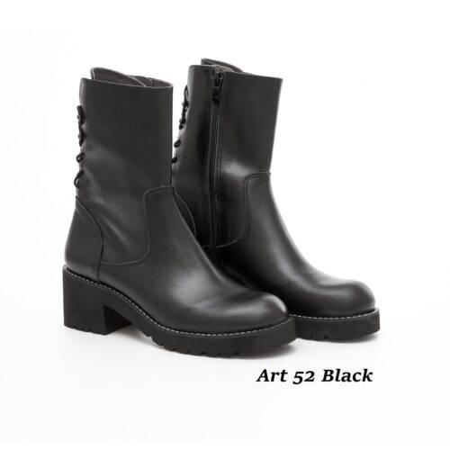 Women Shoes Art 52 Black