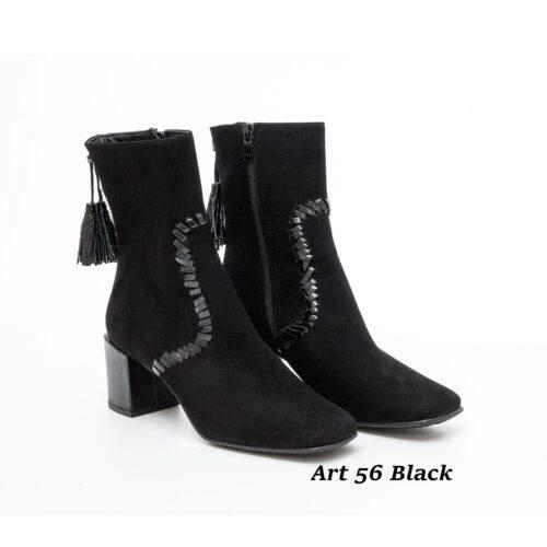 Women Shoes Art 56 Black