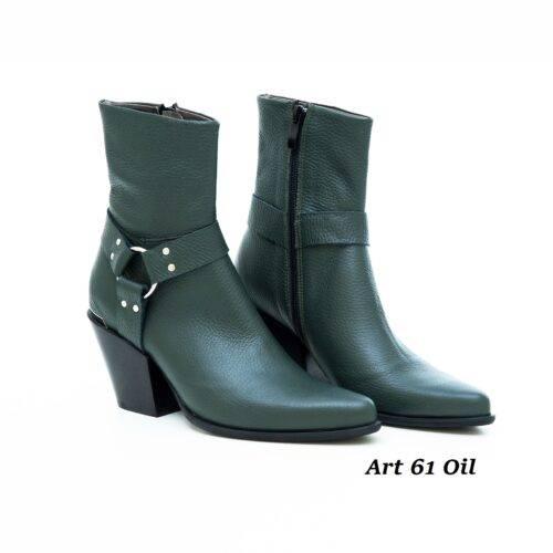Women Shoes Art 61 Oil