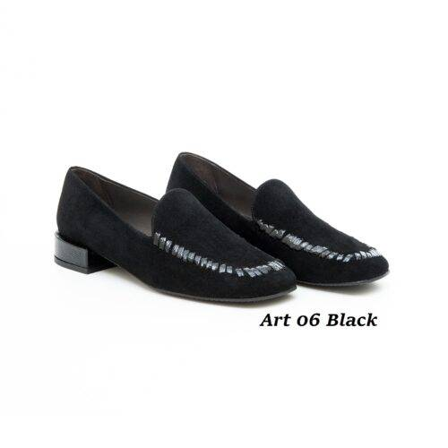 Women Shoes Art 06 Black