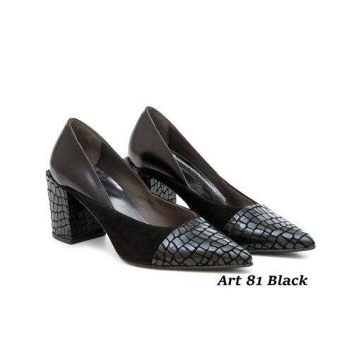 Women Shoes Art 81 Black