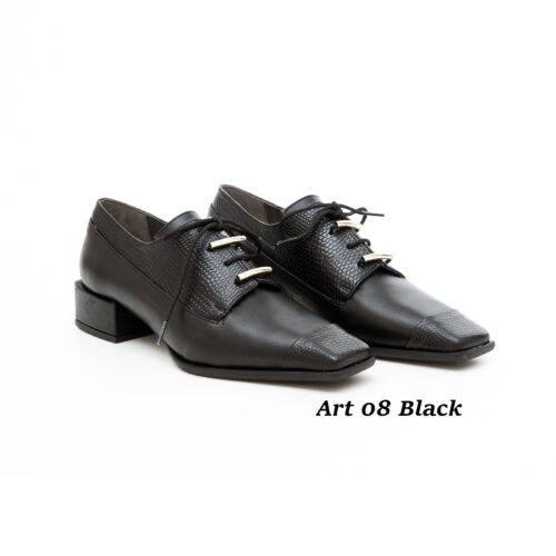 Women Shoes Art 08 Black