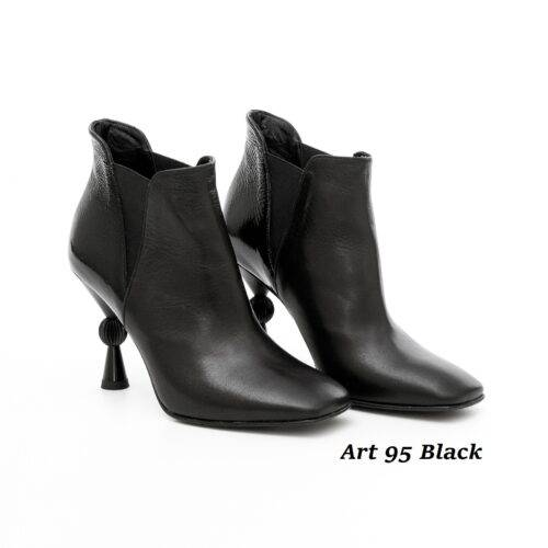 Women Shoes Art 95 Black