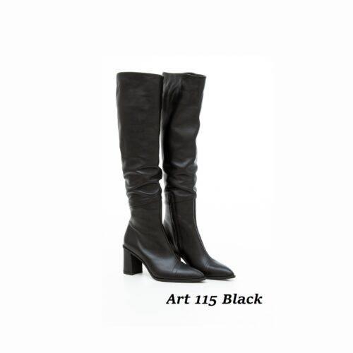 Women Shoes Art 115 Black