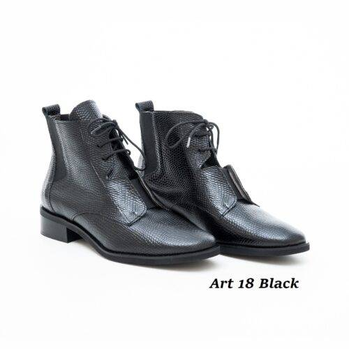 Women Shoes Art 18 Black