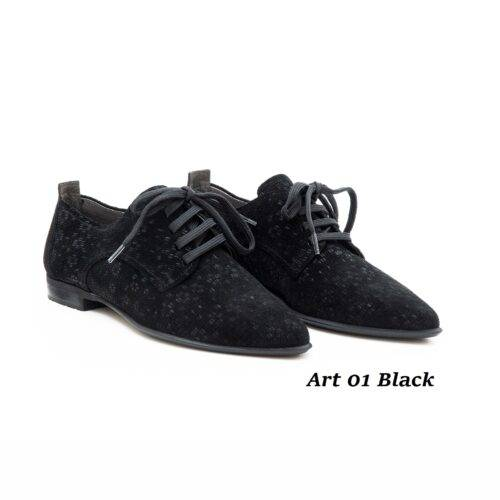 Women Shoes Art 01 Black