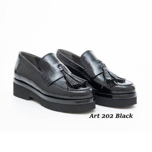 Women Shoes Art 202 Black