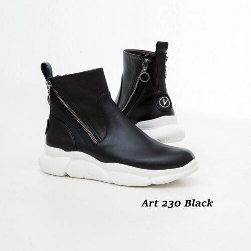 Women Shoes Art 230 Black