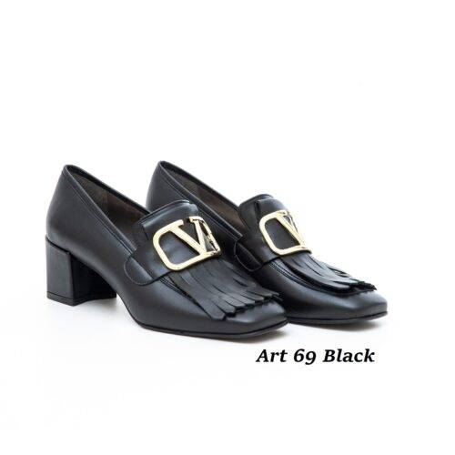 Women Shoes Art 69 Black