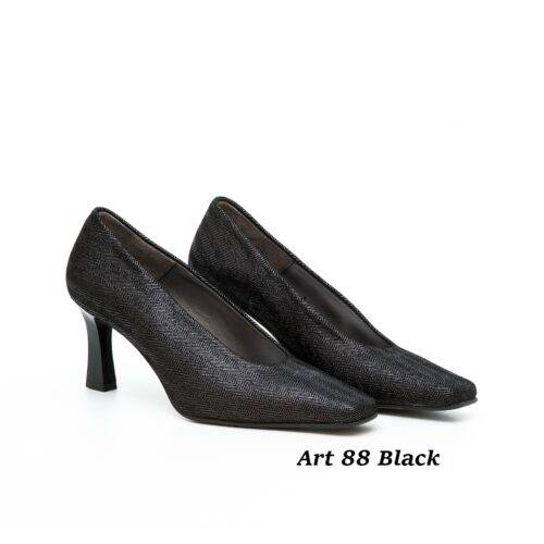 Women Shoes Art 88 Black