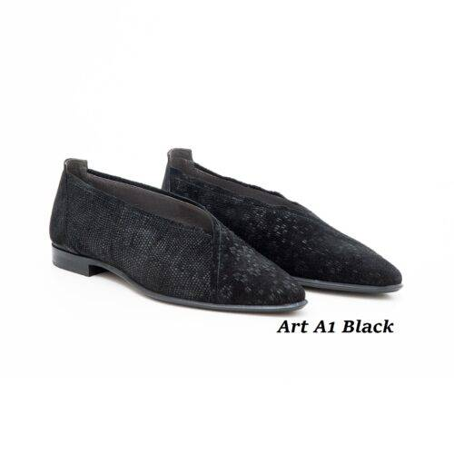 Women Shoes Art A1 Black