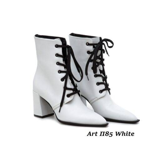 Women Shoes Art Π85 White