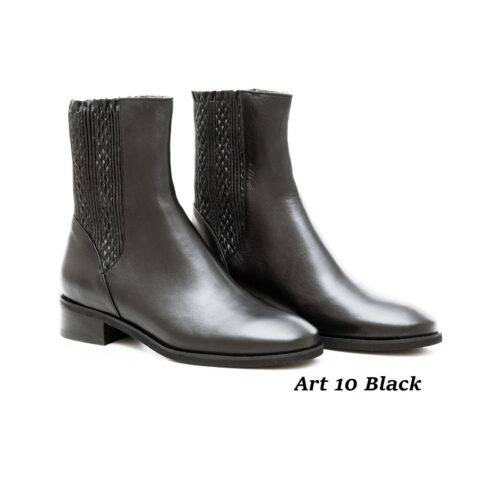 Women Shoes Art 10 Black