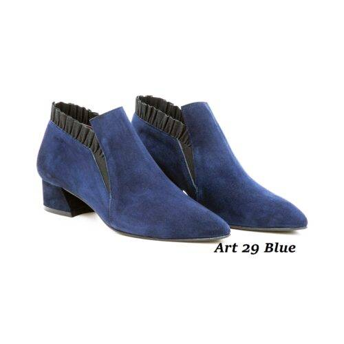 Women Shoes Art 29 Blue