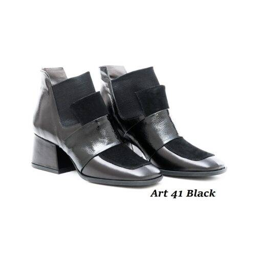 Women Shoes Art 41 Black