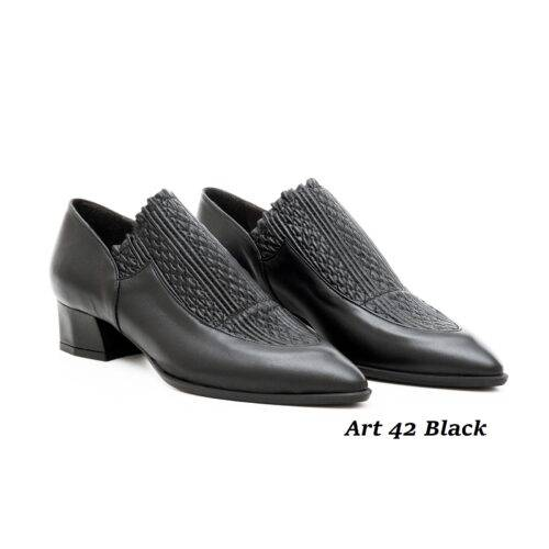 Women Shoes Art 42 Black