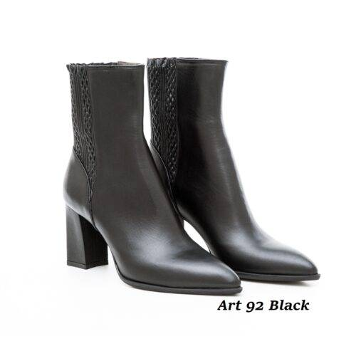 Women Shoes Art 92 Black
