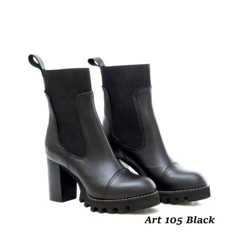 Women Shoes Art 105 Black