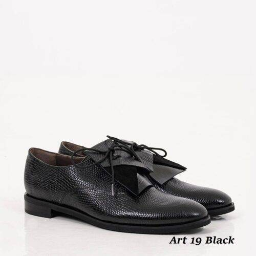 Women Shoes Art 19 Black