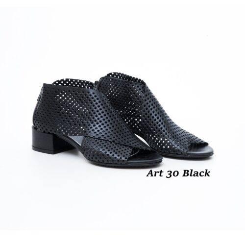 Women Shoes Art 30 Black