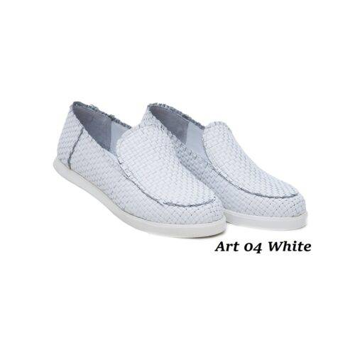 Women Shoes Art 04 White