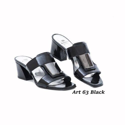 Women Shoes Art 63 Black