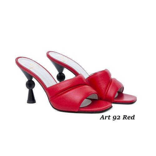 Women Shoes Art 92 Red