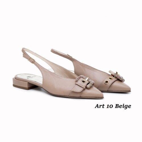 Women Shoes Art 10 Beige