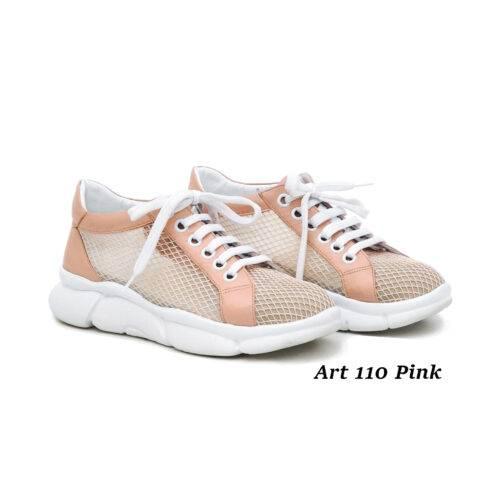 Women Shoes Art 110 Pink