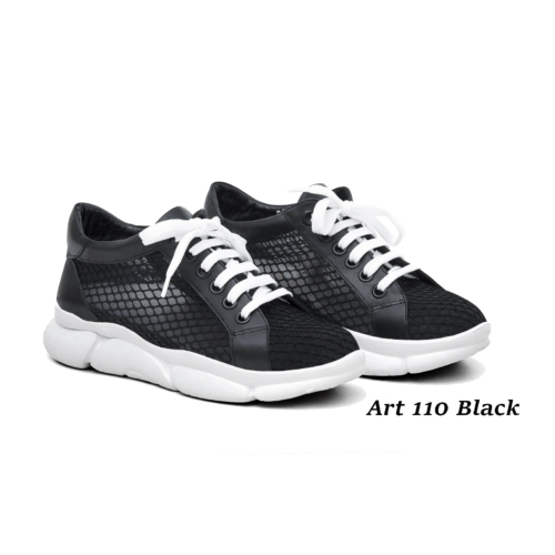 Women Shoes Art 110 Black