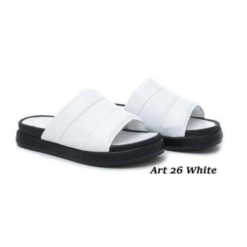 Women Shoes Art 26 White
