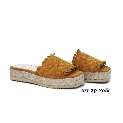 Women Shoes Art 29 Yolk