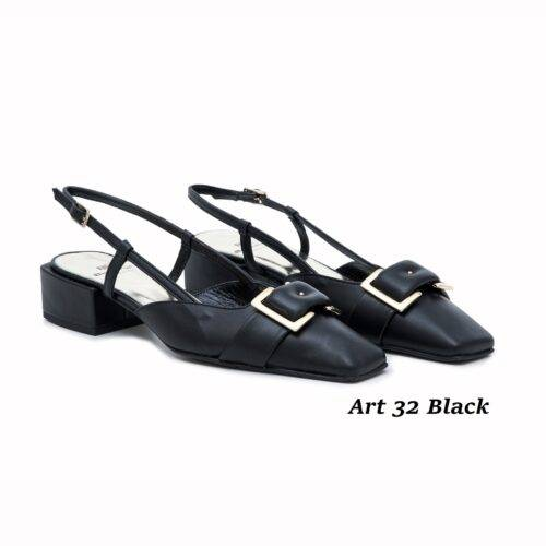 Women Shoes Art 32 Black