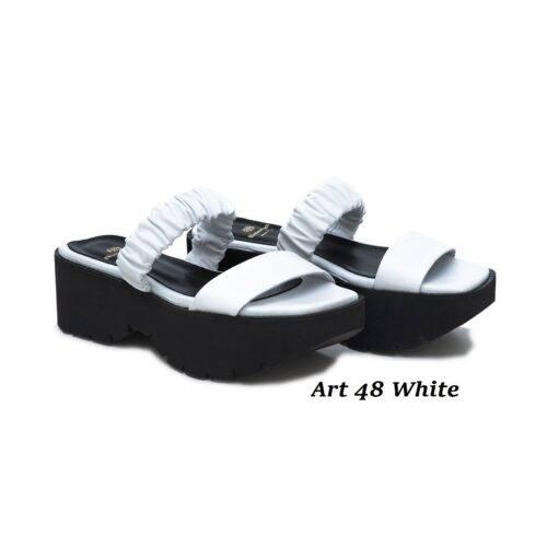 Women Shoes Art 48 White