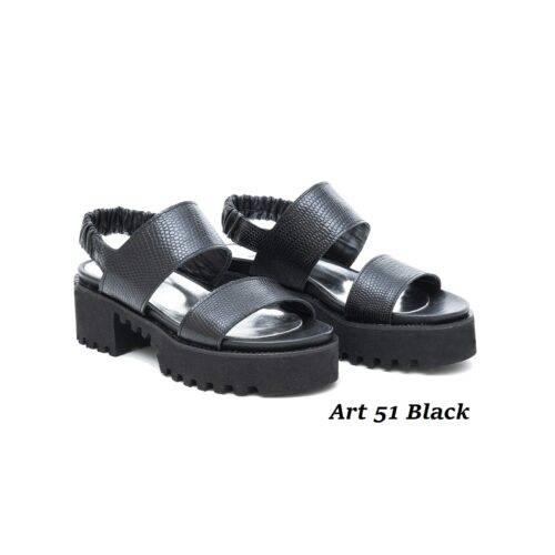 Women Shoes Art 51 Black
