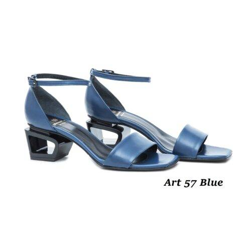 Women Shoes Art 57 Blue