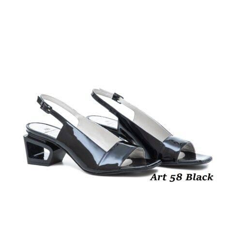 Women Shoes Art 58 Black