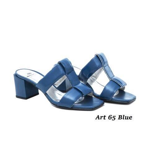 Women Shoes Art 65 Blue