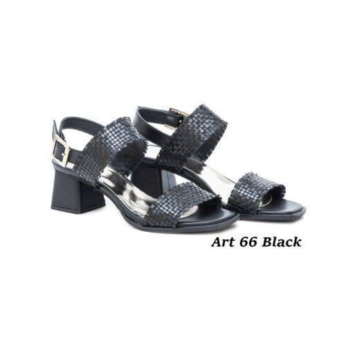 Women Shoes Art 66 Black