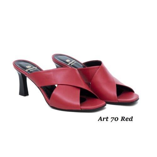 Women Shoes Art 70 Red