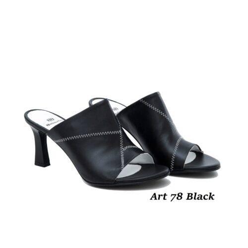 Women Shoes Art 78 Black