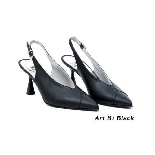 Women Shoes Art 81 Black