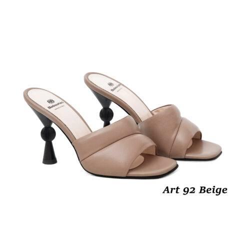 Women Shoes Art 92 Beige