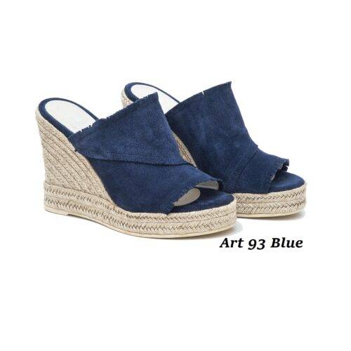 Women Shoes Art 93 Blue