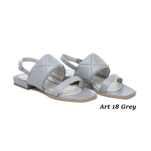 Women Shoes Art 18 Grey