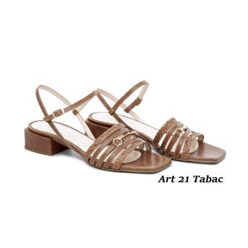 Women Shoes Art 21 Tabac