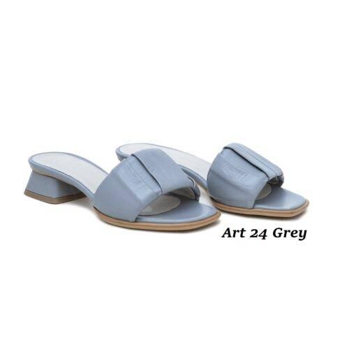 Women Shoes Art 24 Grey