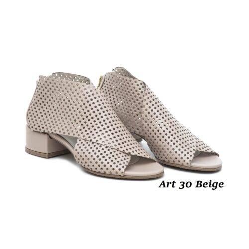 Women Shoes Art 30 Beige